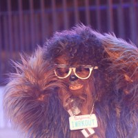 Chewy as LMFAO