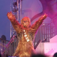 Chewy On Stage